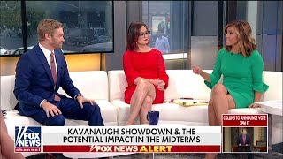 'Never Been So Disgusted' With DC Politics: Boothe Rips Dems for 'Weaponizing' Kavanaugh Allegations