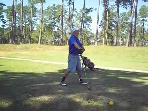 Fred Gutierrez's Amazing Golf Swing