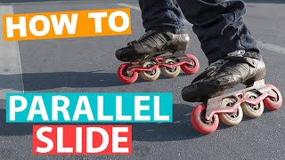 HOW TO DO PARALLEL SL DES ON  NL NE SKATES