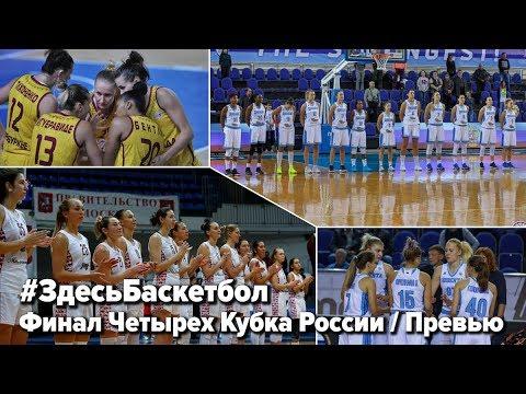 Программа Здесь Баскетбол / Финал Четырех Кубка России / Превью
