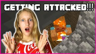 GETTING ATTACKED!!!