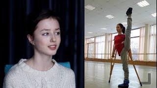 Как заниматься после травмы? Тренировка с Аленой Гривниной + ИНТЕРВЬЮ