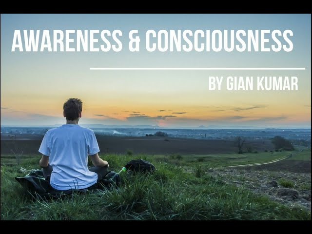 Awareness & Consciousness by Gian Kumar