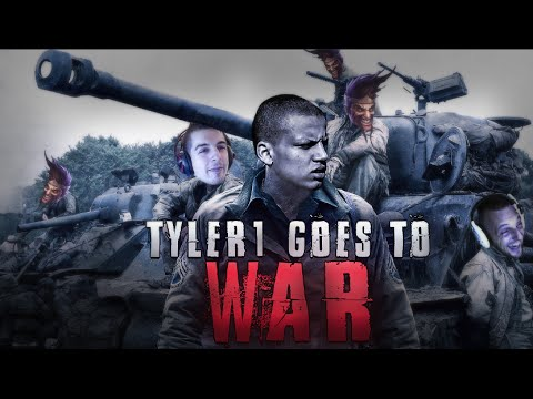tyler1 goes to war 2 virtual reality youtube