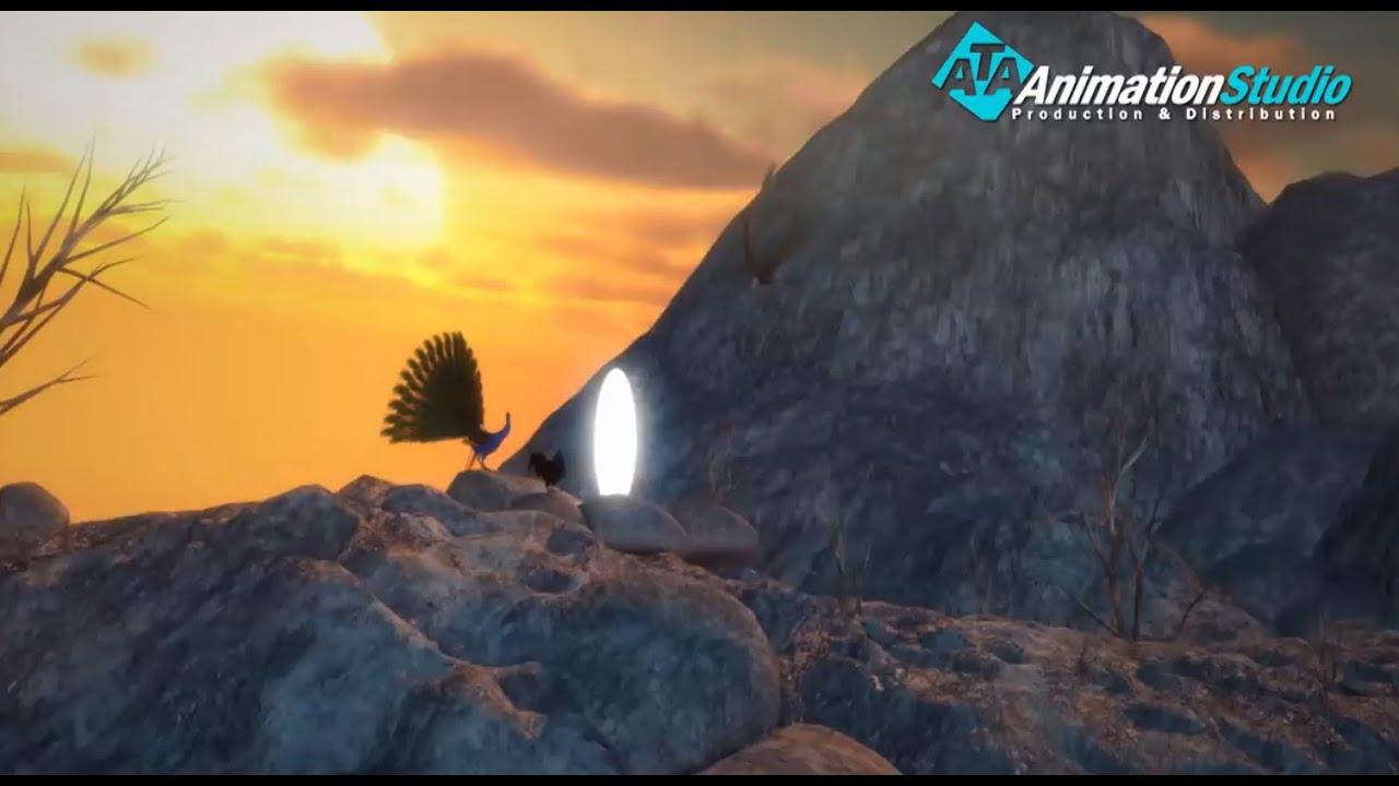 تعرف علي معجزة سليمان الحكيم و هو يحدث الطير