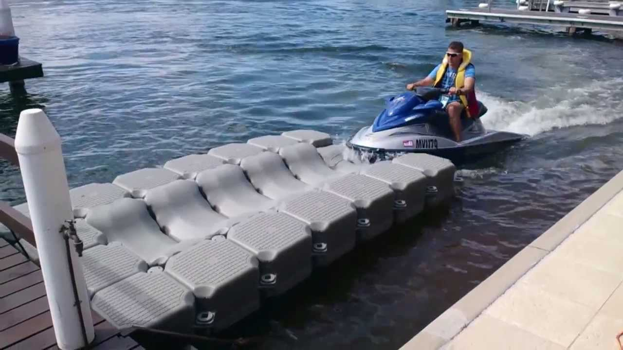 Cheapest Route for a jetski dock? | TigerDroppings.com