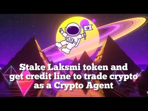 Next Generation P2P Crypto Exchange-LAKSMI INTRO VIDEO