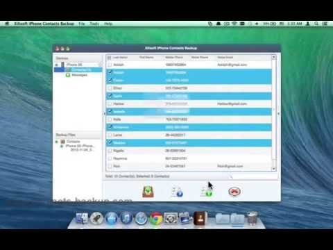 [Sync Contacts to Yahoo Mail]: Transfer/Export iPhone 5S/6/6+ Contacts to Yahoo! Mail Address Book