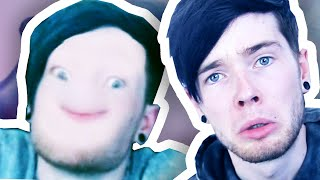 reacting to fan instagram edits