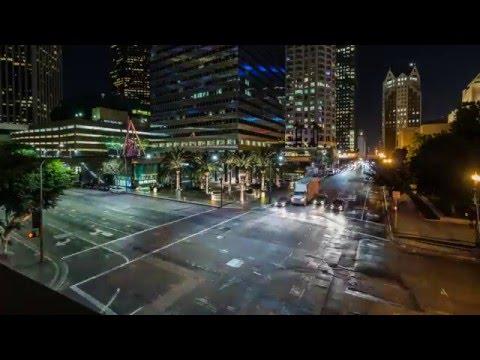 HD 1080 Street Downtown
