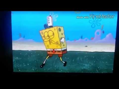 Spongebob shut up and dance with me