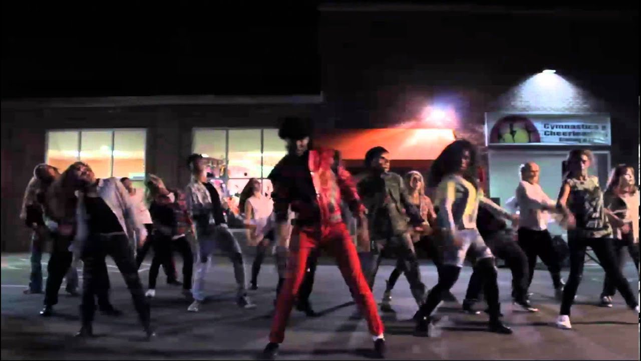 Michael Jackson Thriller Monster Mash (Music Video) - YouTube Michael Jackson Thriller Video Dance