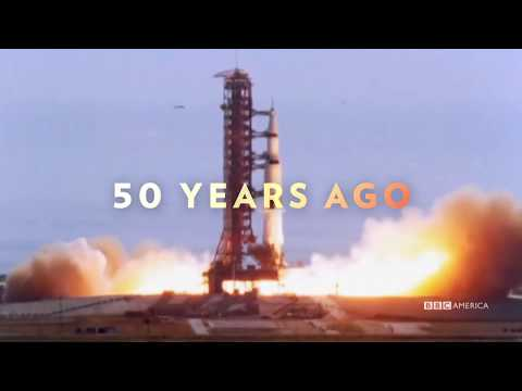 Moon Landing Live Trailer | Space Week | BBC America