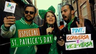 St. Patrick's Day nas ruas de Dublin