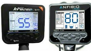 Металлоискатель NOKTA|Makro Anfibio Multi и Makro Multi Kruzer обзор и первое сравнение