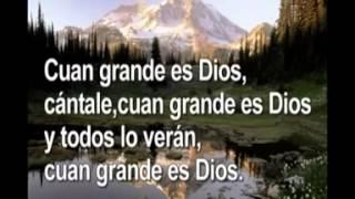 Cuan Grande Es Dios - Hillsong Español