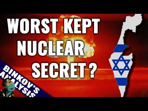 The secret history of Israeli nuclear arsenal