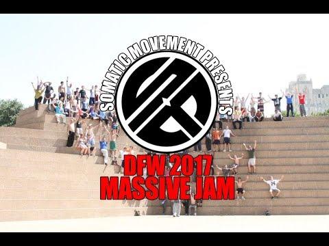 DFW Massive Parkour and Freerunning Jam Vlog Pt. 1