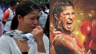 Priyanka Chopra: 'Mary Kom cried while watching her biopic'