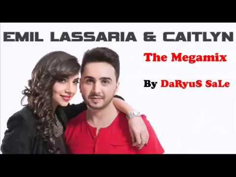 Emil Lassaria & Caitlyn The Megamix Mixed
