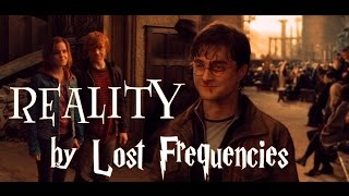 Harry Potter | Reality (by Lost Frequencies)