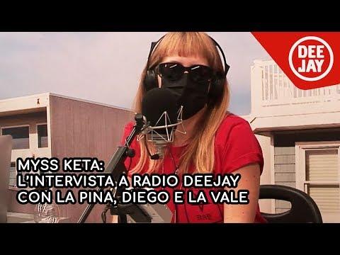 Myss Keta: l'intervista completa a Pinocchio