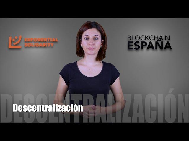 Descentralización LSE