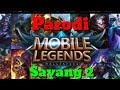 Parodi Sayang 2 Via Vallen || Nella Kharisma Versi Nama Hero Mobile Legend