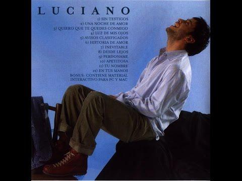 05-Avisos clasificados-Luciano Pereyra-Luciano 2004 Cd completos para tu coleccion