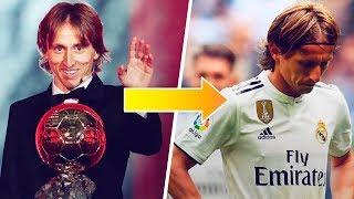 Qu'est-il arrivé à Luka Modric ? - Oh My Goal