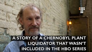 A Story of Chernobyl Plant Liquidator That Wasn't Included in the HBO Series