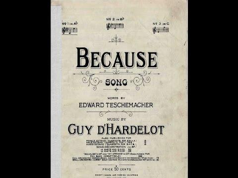 Because (1902)