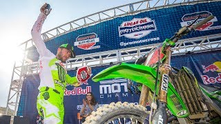 Eli Tomac and Steve Matthes return to the Best Post-Race Show Ever ...