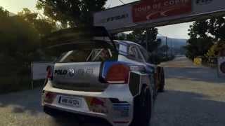 WRC 5 - Tour de Corse - Sebastien Ogier - Ponte leccia