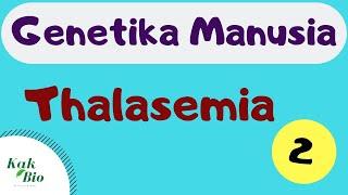 beta thalassemia.