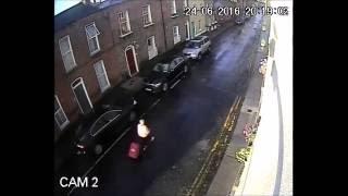 CCTV footage of missing woman Karen Scott
