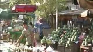 Burmese Market: Kachin Zay, Mandalay