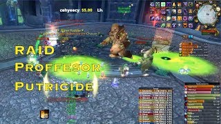 World of Warcraft  Wrath of The Lich King ICC 25 Heroic Dignity Proffesor Putricide Holy Priest