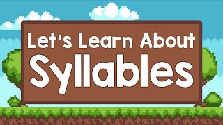Let's Learn About Syllables | Jack Hartmann