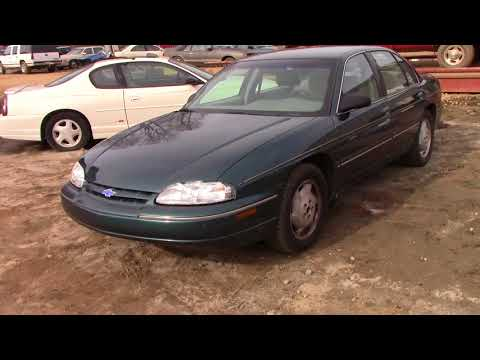 SCRAPPED?! LOW MILES 1998 Chevy Lumina!