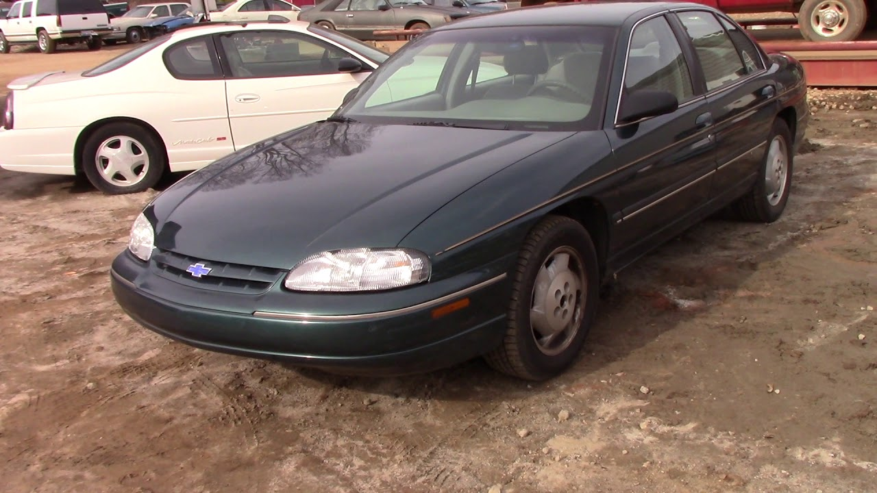 hight resolution of low miles 1998 chevy lumina