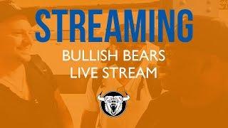 Live Trading Room - Bullish Bears Trade Room Screen Share 5-21-18