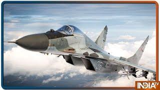 जम्मू-कश्मीर और राजस्थान बॉर्डर के पास भारतीय एयरफोर्स ने युद्ध जैसा बड़ा अभ्यास किया