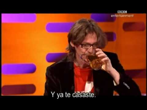 Download Youtube: The Graham Norton Show (Robert Downey Jr, Ed Byrne and Will young)Part3-subtitulado
