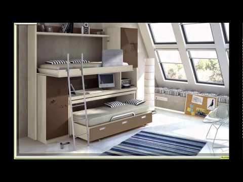 Literas triples camas convertibles madrid literas for Camas triples juveniles