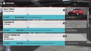 Forza Motorsport 7 - July #Forzathon Events #3 (July 20 - July 27)