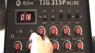 ПРОФИ TIG 315P AC/DC