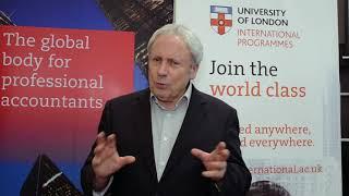 In February 2018, Dr Alan Parkinson (UCL School of Management) spok...