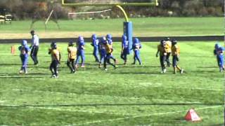 Bendle Football vs Kearsley  Corbins