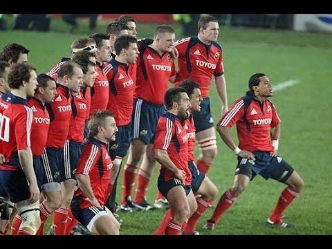 Munster Rugby Vs New Zealand All Blacks 2008 Youtube